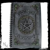 Book of shadows pentagram ivy spell book